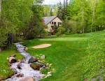 Eagle-Vail Golf Club in Eagle-Vail, Colorado : golf
