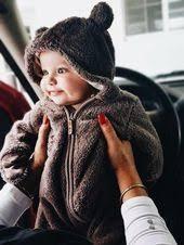<b>Pudcoco Cute</b> Hot Style <b>Newborn</b> Girl Boy Fuzzy Clothes Hooded ...