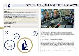 Science @ UWC: Research and Researchers 2014 by The University of ...