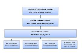 Contact And Organizational Chart