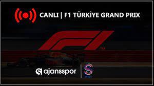 Formula 1 Türkiye İstanbul GP canlı izle
