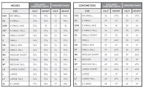 Ariat Close Contact Chaps Size Chart Size Charts