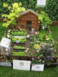 outdoor fairy garden 5