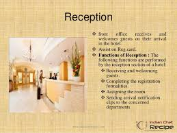 front office layout. 6. Reception  Front Office Layout
