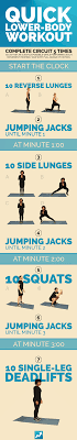 quick lower body workout
