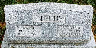 Edward Jerome Fields (1919 - 2009) - Genealogy
