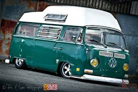 ultra 1970 volkswagen deluxe baywindow camper with air suspension