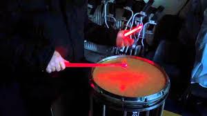 Light Up Drum Rockstix Led Light Up Snare Drum Sticks Neptunelightsytsem