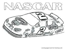 Race Car Color Pages Race Cars To Color Printable Cure Car Coloring