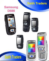 Samsung D500 Unlocked Mobile Phone ...