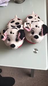 Stompeez Children S Slippers Dalmatian