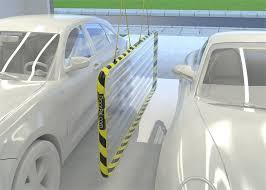 garage door protectorDing Prevention System