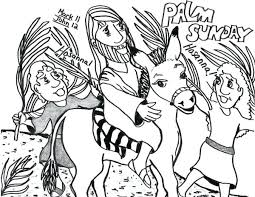 Coloring Pages Palm Sunday Palm Coloring Pages Palm Coloring Sheets