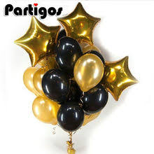 Air Ballons <b>Gold</b> and <b>Black</b> Promotion-Shop for Promotional Air ...