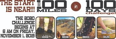 100 Miles In 100 Days Challenge Maricopa County Parks