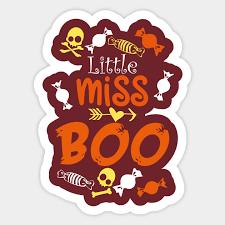 Little Miss Chart Little Miss Boo