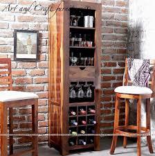 Mini Wooden Bar Counter Design Art And Craft Furniture Dubai Uae