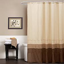 Beige Tan Shower Curtains Liners Sears