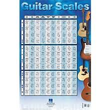 Guitar Scale Wall Chart Posters Wall Charts Guitar Center