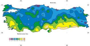 turkey climate map. Fine Map Turkey Climate Map Intended I