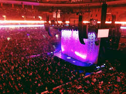 section 301 at td garden for concerts