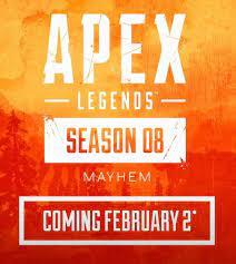 Apex シーズン 8 いつから