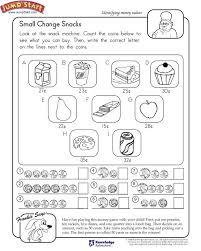 Money Worksheets 1St Grade Worksheets