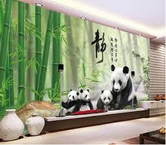Elegant Get Quotations · 3d Stereoscopic Panda Murals Europe TV Backdrop Wallpaper  Living Room Bedroom Murals Free Shipping