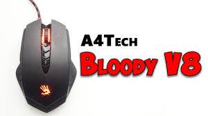 Обзор <b>A4Tech</b> Bloody V8 // Наверное, лучшая <b>игровая мышь</b> в ...