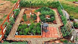 Raised Bed Landscaping Ericaswebstudio Delectable Wildflower Garden Design Gallery