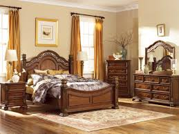 Modern Bedroom With Antique Furniture Antique Black Bedroom Furniture Durham Savile 4piece Panel Finish