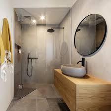 groutless bathroom ideas in australia