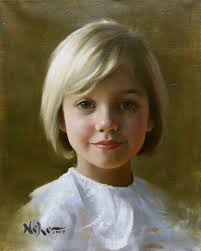 oil portrait painting google search