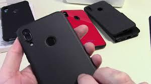 Подборка <b>защитных</b> чехлов бамперов для <b>Xiaomi Redmi</b> Note 7 ...