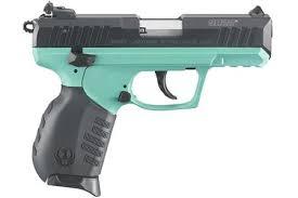 sr22 22lr turquoise cerakote