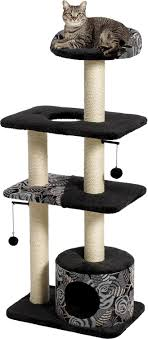 MidWest Feline Nuvo Tower 50 5 inch Cat Tree Chewy