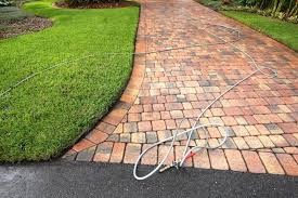 how to clean pavers with vinegar js