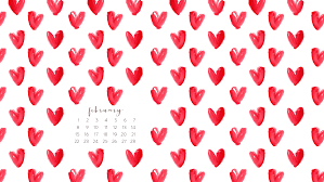 february background. Plain February 1024x768 Download February Calendar Wallpaper  For Background L