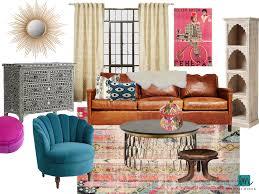 Bohemian Livingroom Design Httpwwwdailyhomedecoratingcom Bohemian Living Rooms