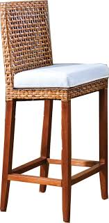 wonderful wood bar stool with rush seat patio swivel stools back wooden outdoor wicker