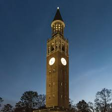 Bell Tower Tree Lighting Unc Football Podcast South Carolina Preview Suspensions
