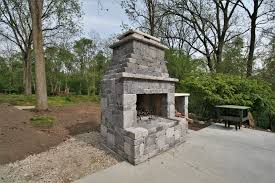 large size of dazzling how to build an outdoor fireplace with cinder blocks lovely ideas use