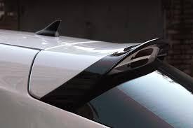 <b>Спойлер OPC-Line</b> — Opel Astra GTC, 1.6 л., 2012 года на DRIVE2