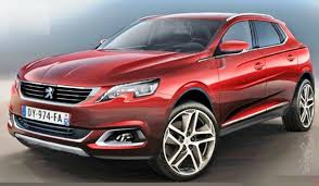 2018 peugeot suv.  Suv 2018 Peugeot 3008 Front Three Quarter Intended Peugeot Suv S