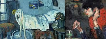 Picasso Bleu Et Rose Au Musée Dorsay Le Génie Du Xxe