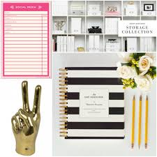 chic office space. Chic Office Beauandarrowevents Now This Is A Notepad We Really Need Helps You Stay On Top Space