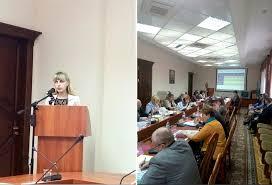 г состоялась защита кандидатской диссертации соискателя  Выступление диссертанта Ходаковской В П