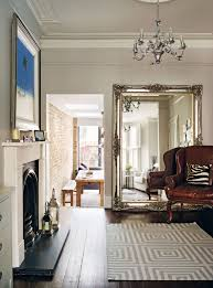 Victorian Terrace Living Room Converting Two Victorian Flats Into A Family Home Real Homes