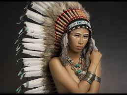 native american indian makeup in 40 ideas inspired by war painting