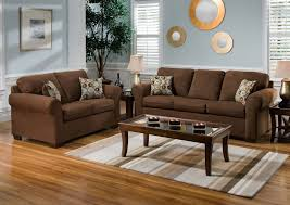 unbelievable living room paint ideas with brown couch and blue from living room painting ideas brown